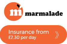 Marmalade new driver insurance