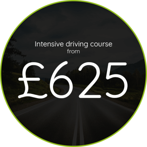 pass driving school intensive driving courses from 625