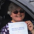 sandy baxter muir pass driving school student